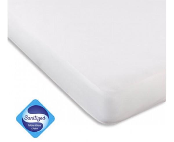 Protège-matelas en tissu-éponge imperméable