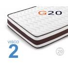 Colchón Hr/Visco G20