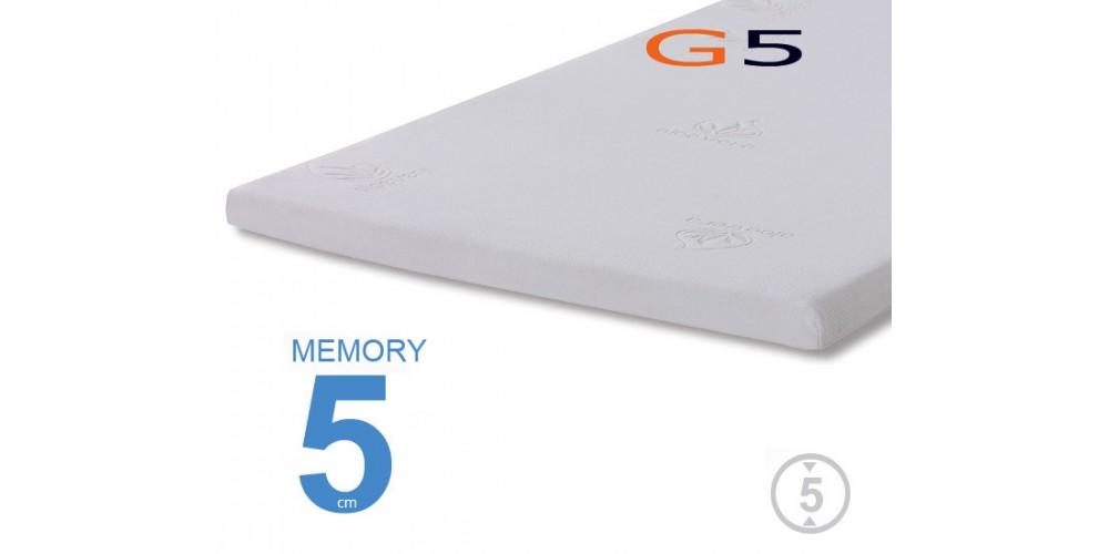 Materassini memory G5
