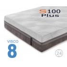 Colchão Viscoelástico S100 Plus